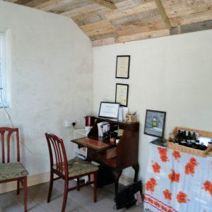 Herbalist Consultation Room