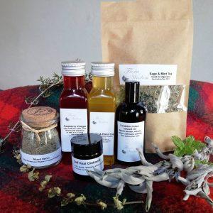 Herbal Christmas Gift Sets
